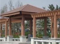 北京木塑凉亭