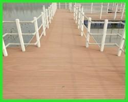 北京房山区青龙湖公园码头改造